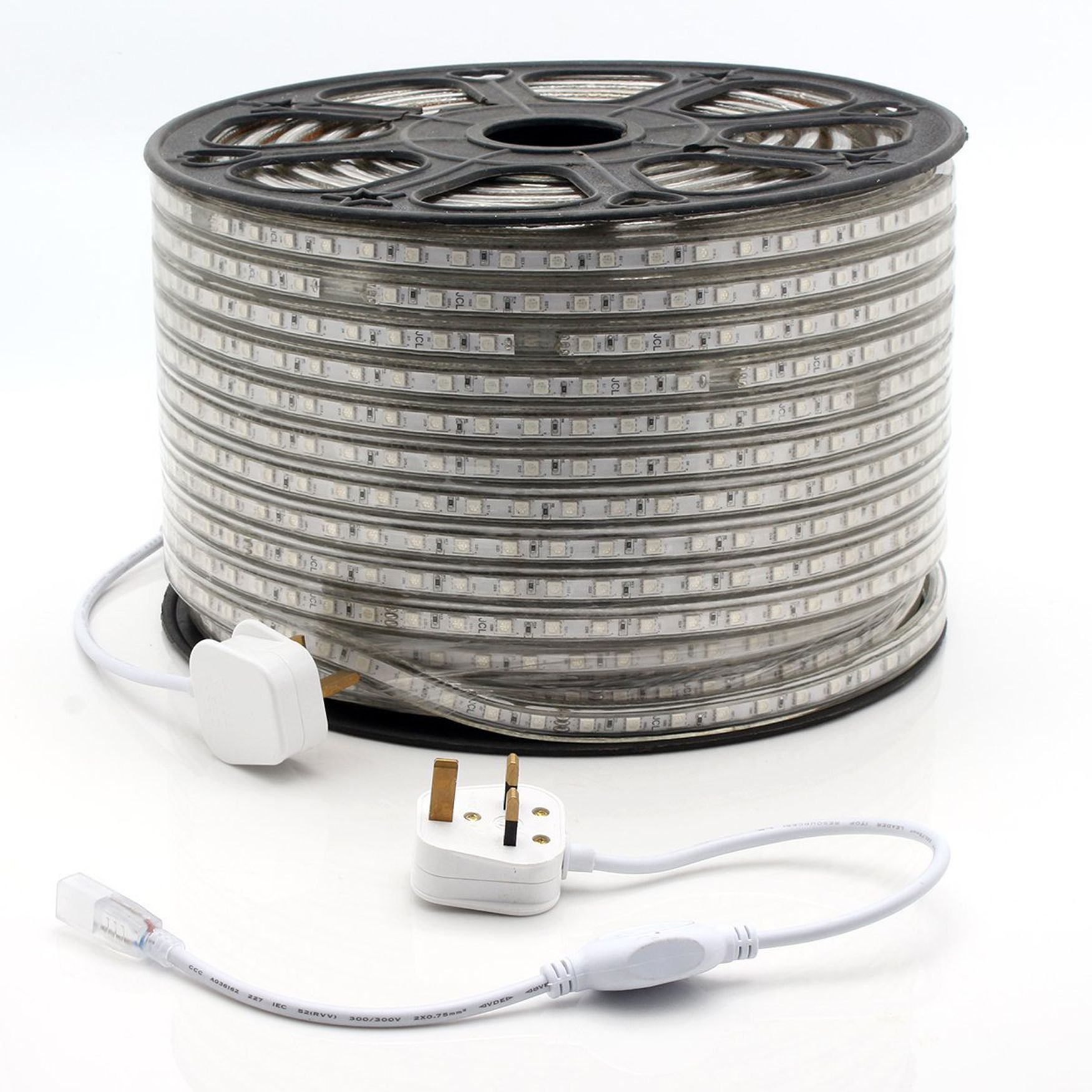 220v 240v Mains Voltage Led Strip Lights Rope Lights Ip68